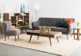 livingroom furniture living room modern white floor lamp modern mid century living