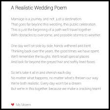 Wedding Quotes Poems Best 25 Wedding Poems Ideas On Pinterest Love Poems Wedding