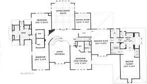 floor plans for mansions gmmc