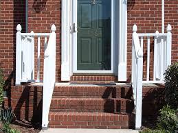 Porch Front Porch Railing Custom Construction U0026 Renovations Inc