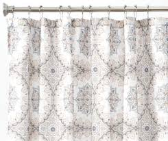 Gray Fabric Shower Curtain Shower Curtains Big Lots