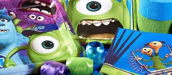 monsters university party supplies singapore monstrous party