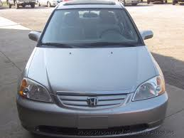 2003 used honda civic 4dr sedan ex automatic at signature autos