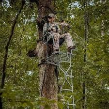 summit treestands the vine single ladder stand