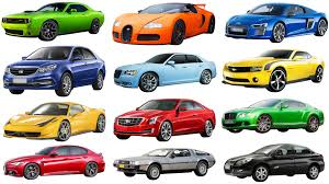 cars a to g brand of cars names of cars transportation for kids