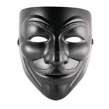 v for vendetta mask v for vendetta masquerade mask black msk240 beyondmasquerade