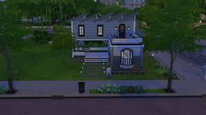 new build i used old shipping crates come see u2014 the sims forums