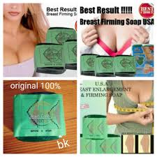 Sabun Usa breast soap usa asli sabun pembesar payudara hrg termurah kesehatan