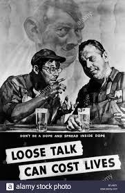 world war ii an american propaganda poster painted by c c beall
