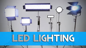dvtv led lighting for filmmaking production