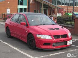 mitsubishi evo red mitsubishi lancer evolution vii fq 300 21 april 2016 autogespot
