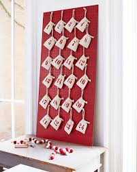 advent calendar how to make a pegboard advent calendar martha stewart