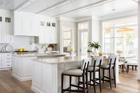 two kitchen islands two kitchen islands with dove gray bar stool transitional kitchen