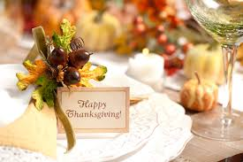 Table Setting Cards - thanksgiving table setting tips for hosts reader u0027s digest