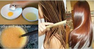 how to make hair soft to make hair shiny