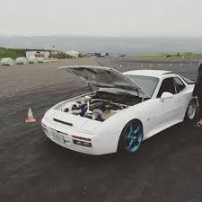 drift porsche 944 porsche drift race low death to all tires something