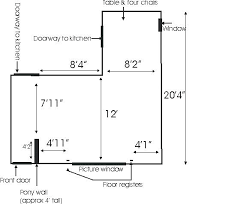 Dining Room Furniture Layout L Shaped Living Dining Room Furniture Layout Exquisite L Shaped