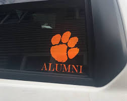 lsu alumni sticker swt alumni decal