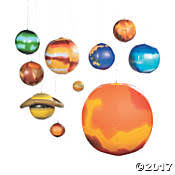 outer space supplies decorations trading