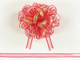pull bow ribbon clearance items pull bows 1 4 pull bow ribbon