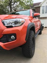 toyota tacoma tire size want to upgrade wheels tires with no lift tacoma forum toyota
