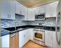 Black Knobs For Kitchen Cabinets White Cabinet With Black Hardware Fantastic White Shaker Kitchen