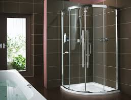 B Q Bathrooms Showers Amazing 6 Tips To Make Your Shower Doors Sparkle Bathroom In