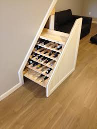 under stair wine storage wine storage pinterest wine storage