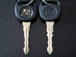 lexus sc300 keychain new car key vs 11 year old one cars