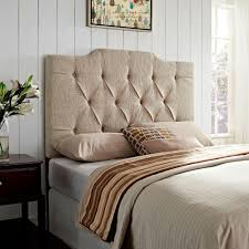 Tufted Bed Frame Queen Bedroom California King Headboard California King Tufted