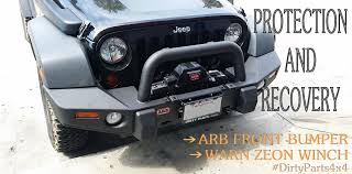 gobi jeep dirty parts