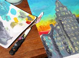 beginners acrylic painting 13 must know acrylic painting