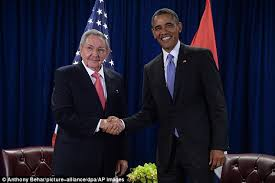 When To Travel To Cuba Barack Obama And Family On Travel To Cuba Tomorrow For Historic