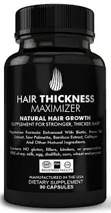 good hair thickness maximizer natural hair growth vitamins for