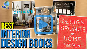 top 10 interior design books of 2017 video review
