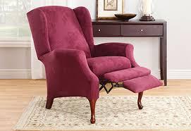 Velvet Wingback Chair Design Ideas Chair Design Ideas Adorable Wingback Chair Recliner Design Ideas