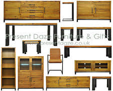 Glass Fronted Sideboards Oak Sideboards With Glass Fronted Ebay
