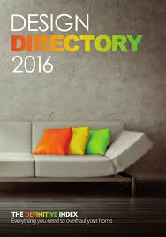 design directory 2016 by peebles media group issuu