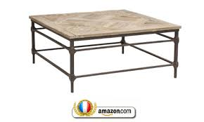 square metal coffee table perfect rustic metal pieces that would work with french provence
