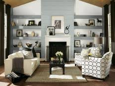 How To Decorate A Non Working Fireplace 8 Clever Ways To Decorate A Fireplace Hgtv