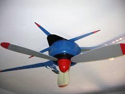 Airplane Ceiling Light Warbird Airplane Ceiling Fan Recessed Bedroom Livingroom Kitchen