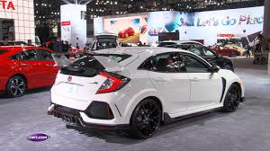 honda hatchback type r 2017 honda civic type r review cars com