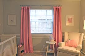 Polka Dot Curtains Nursery by Oh So Bright Finished Nursery