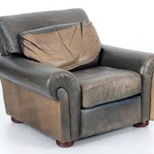 Grey Leather Armchair Online Furniture Auctions Vintage Furniture Auction Antique