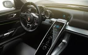 porsche panamera interior 2015 pure energy the 918 spyder