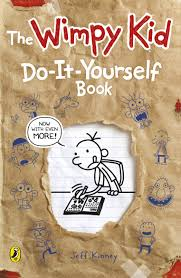 buy the wimpy kid do it yourself book diary of a wimpy kid book