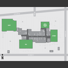 valley mall map