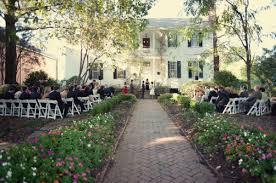Backyard Wedding Ideas For Fall Handmade Front Yard Wedding Ruffled