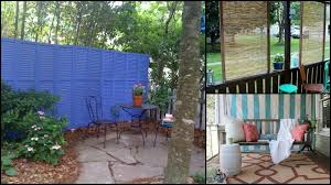 Backyard Privacy Screen Ideas by Privacy Screen Ideas For Your Outdoor Area U2013 The Owner Builder Network