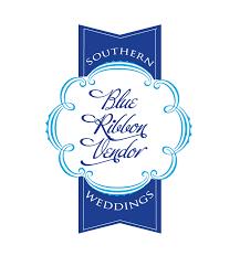 wedding ribbon toast selected as a southern weddings blue ribbon vendor toast